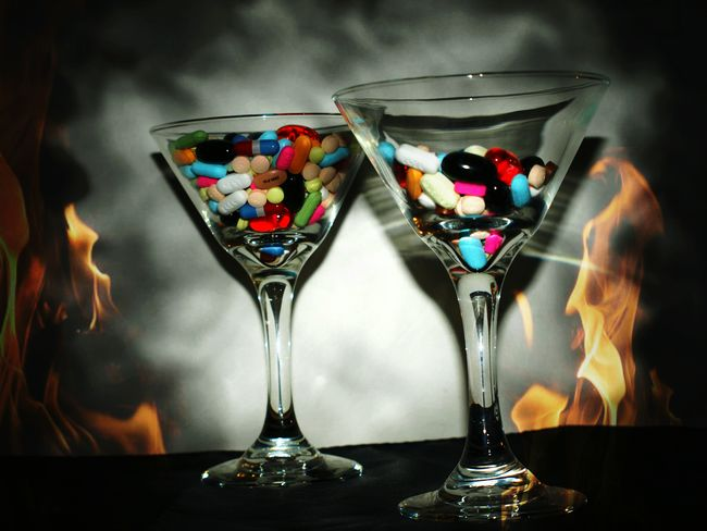"Medicine Martini Up In Flames Smoldering Up In Smoke  Photo Collections Photo Collection Photography Life Lessons Wall Art Original Photography ""The Medicine Martini"" Photo Collection - Fire & Ice - Up in Smoke - Smoldering"