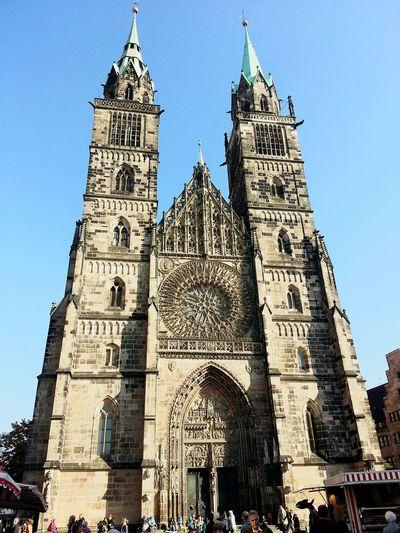 Nuremberg Lorenzkirche Deutschland