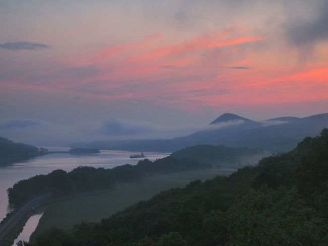 My Best Photo 2014 every morning is the start of a new life Newyork Bearmountain Beautiful
