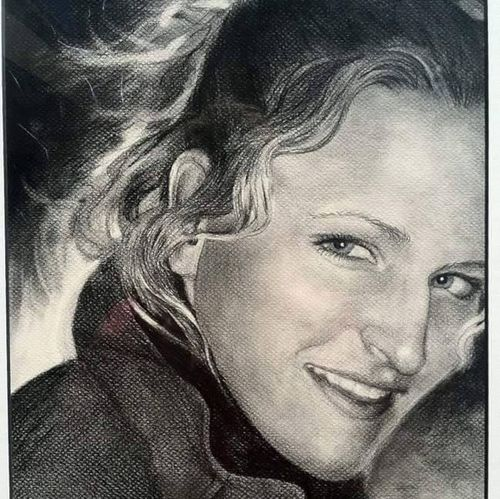 My little angel in heaven....happy cinco de mayo birthday with the Angels. Drawing by former art student. Art ArtWork Heaven In Heaven Heaven♥ My Students HappyBirthday Cinco De Mayo Cincodemayo Heavenly