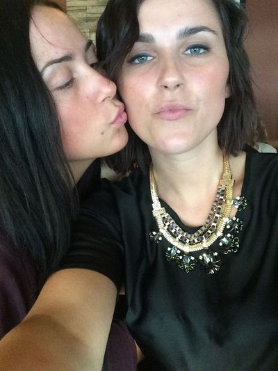 Kisses❌⭕❌⭕ Sister Out And About ♥