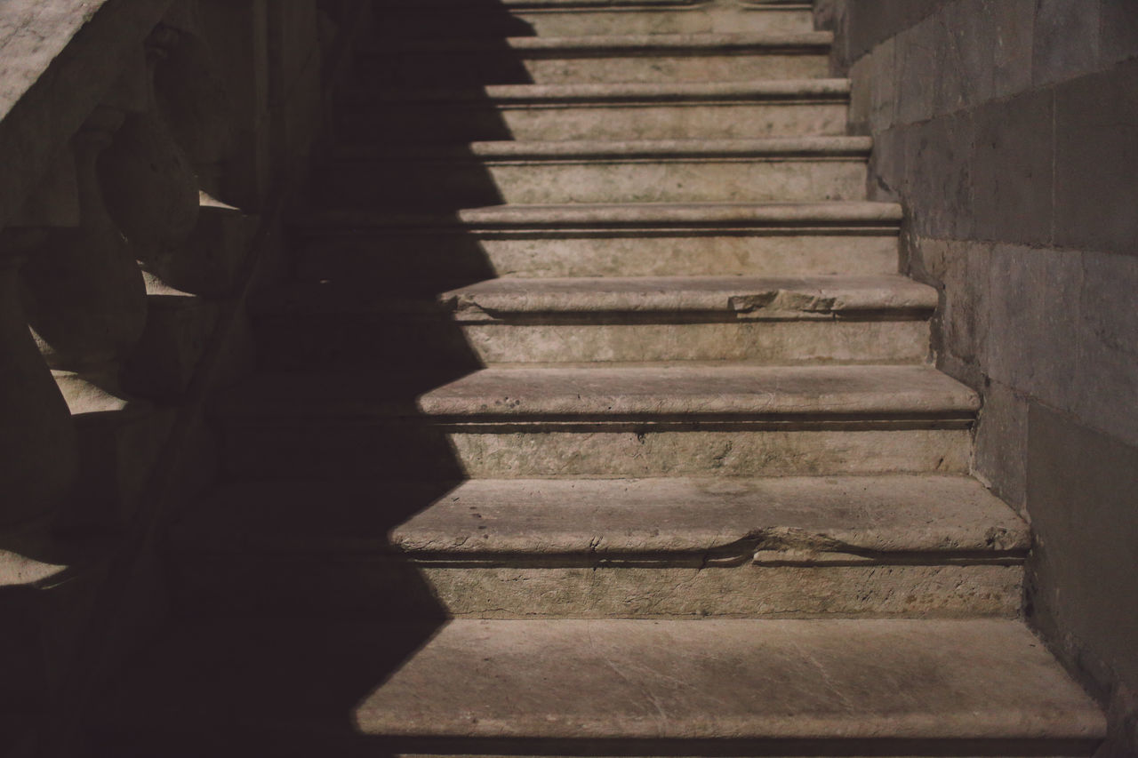 steps, staircase, steps and staircases, indoors, day, one person, close-up, people