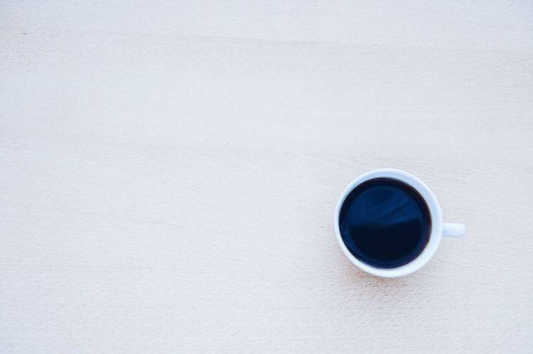CoffeeMinimal Close-up Drink Coffee Coffee Cup Coffee - Drink Coffee Time Food And Drink Refreshment Freshness Still Life Indoors  Minimal Minimalism Minimalobsession Minimalistic Simplicity Creativity Directly Above Cup Of Coffee Fresh On Eyeem  From My Point Of View TheWeekOnEyeEM