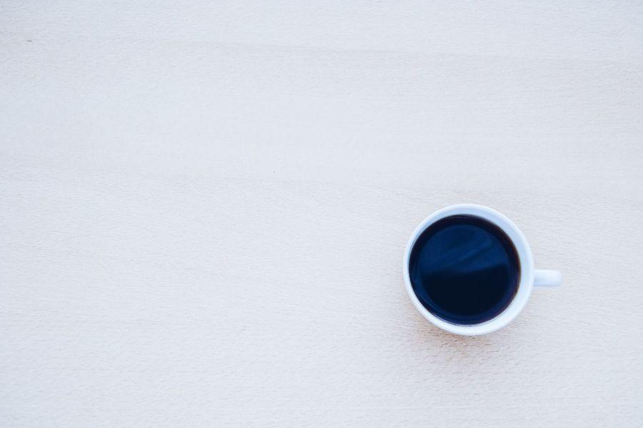 CoffeeMinimal Close-up Drink Coffee Coffee Cup Coffee - Drink Coffee Time Food And Drink Refreshment Freshness Still Life Indoors  Minimal Minimalism Minimalobsession Minimalistic Simplicity Creativity Directly Above Cup Of Coffee Fresh On Eyeem  From My Point Of View TheWeekOnEyeEM