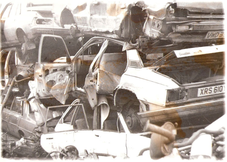 Abandoned Blackandwhite Car Cars Film Photography Land Vehicle Metal Metallic Mode Of Transport No People Obsolete Old Rusty Scrap Scrap Yard Transportation Zenit Zenit 11 Telling Stories Differently