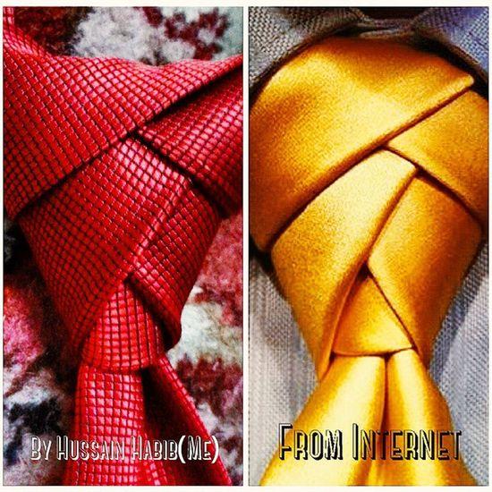MyTry Tieknot DifferentTypeofKnot