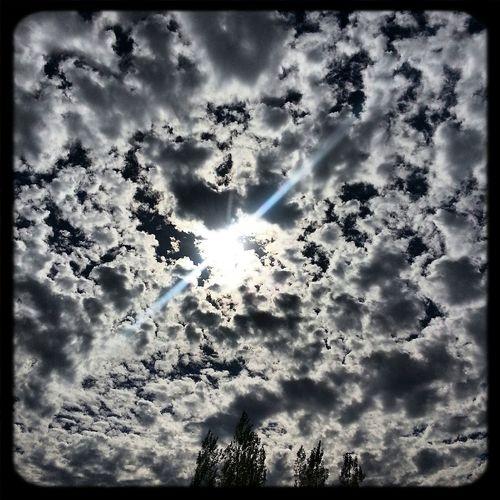 No Edit/no Filter EyeEm Best Shots Sun_collection, Sky_collection, Cloudporn, Skyporn Sky Collection