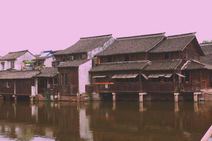 My City The Week Of Eyeem Alleyezonmayphotography VSCO City Life River Riverscape Riverside Backstreets & Alleyways WuZhen&zhongGuo