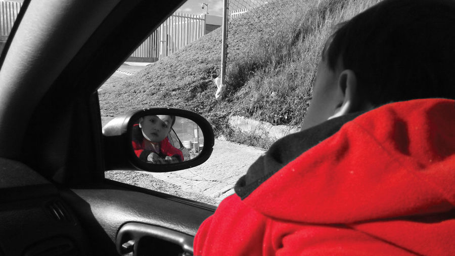 Car Interior Transportation Car Castaneda Puebla De Zaragoza Photography Photo Puebla Colors Gray Boy Niño Bebe Kinder Rouge.🐘 Color Image