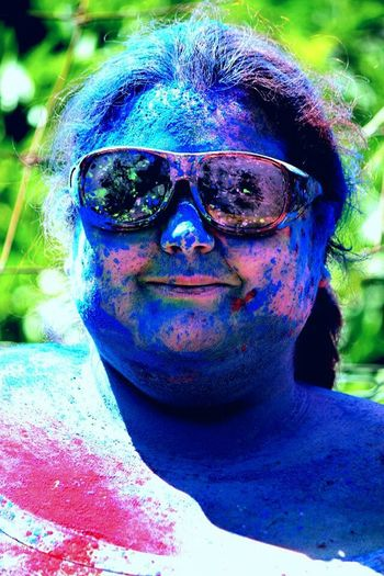 Holi Festival Of Colours Rockin The Rainbow KM Wanderlust Photography Inc.