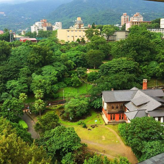 View from 加賀屋。♨️ Hotel Beitou