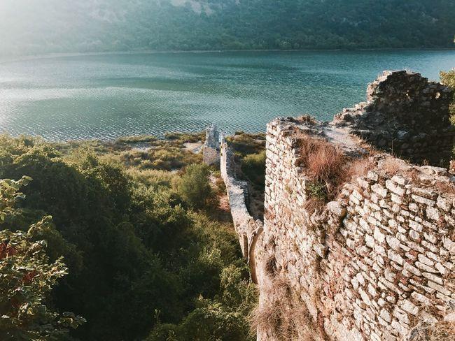 Albania Butrint Architecture Historical