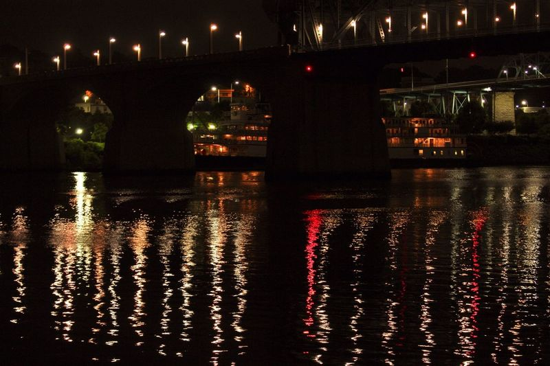 Riverboat - Reflection