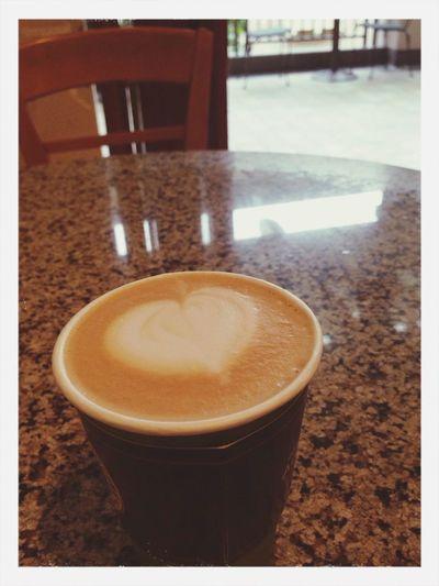 nutty hawaiian latte ☕️☕️
