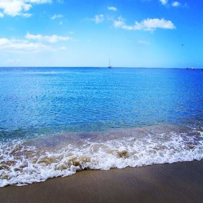 Westindies_people Westindies_colors Instapretty Islandlivity Grenada Caribbean Beach Waves Sailing Ourbestshots Sand S