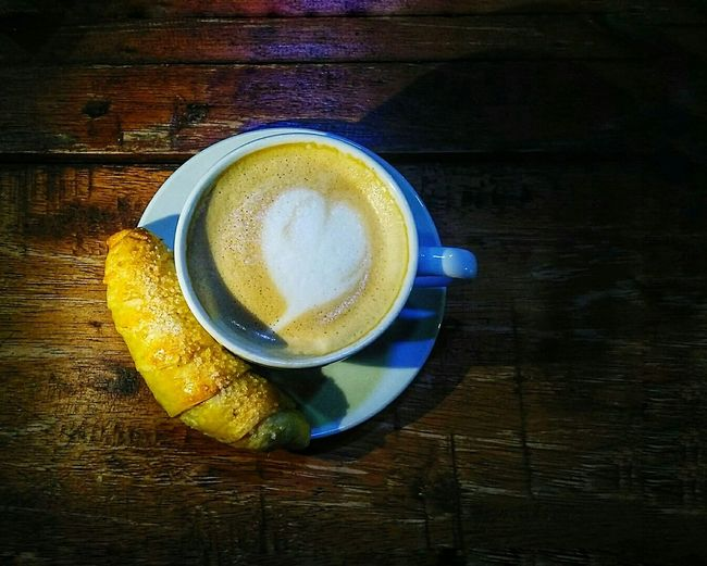 Coffee doesn't ask silly question, coffee understand. OPPO Kopiweh Coffee My Photography Drink Cappuccino