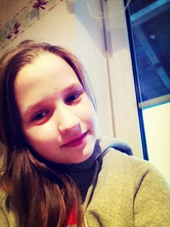 Back From School