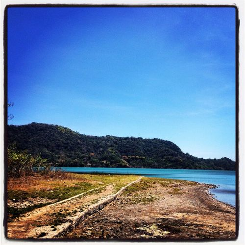 Sano Nggoang Volcanic Lake Lake View Eye4photography  INDONESIA