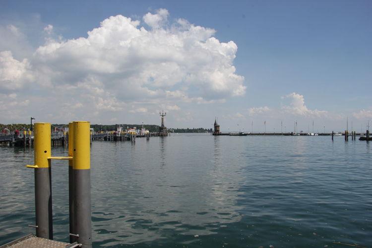 Bodensee Calm Constance Deutschland Germany Journey Konstanz Lake Water Waterfront
