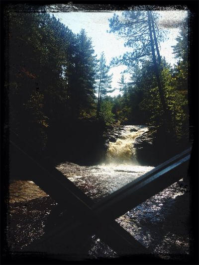 Amnicon Falls State Park, South Range, Wis. On Wisconsin! Scenes From A State Park Nature Happy