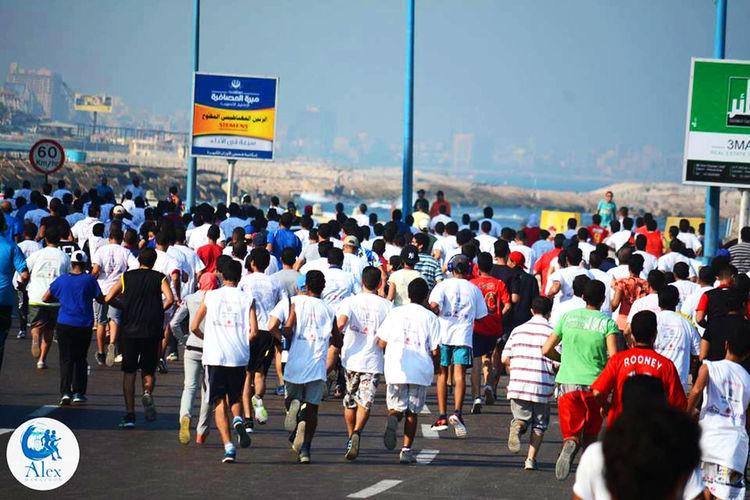#alexandria 10km Run Athletics Fitness Marathon Race Sport Unicef10krun First Eyeem Photo