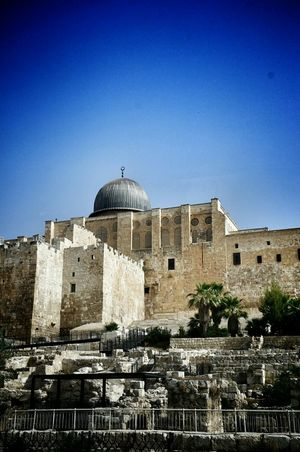 1 of 3 Alaqsamosque Palestine Jerusalem Sacred Isra Miraj