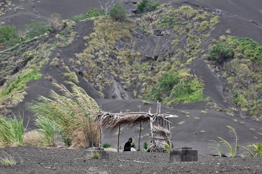 Landowners East New Britain,Papua New Guinea EyeEmNewHere Rabaul Tavurvur Volcano Harsh Landscape Locals Real People Volcano Ash The Traveler - 2018 EyeEm Awards The Great Outdoors - 2018 EyeEm Awards