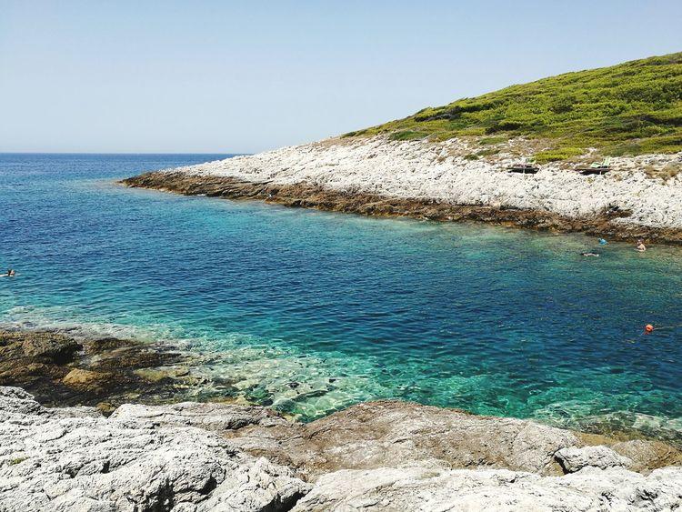Sea Nature Beach Water Sunny Beauty In Nature Tremiti Tremiti Islands San Domino Adriatic Sea Adriatico Connected By Travel Lost In The Landscape