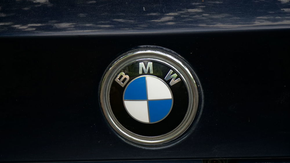 The BMW logo Circle Close-up No People Outdoors Day Brand Bmw Blue Eyeem Log Not For Sale No Filter, No Edit, Just Photography Sony Alpha A6000 Sony Alpha
