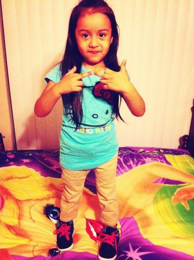 Representing Her Hood #LBLOCK