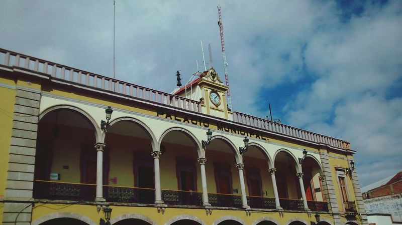 Arquitecture Arquitectura On The Road Guanajuato