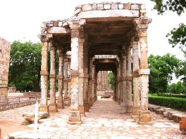 Architecture Travelling India History Of India Minaret Of Qutub New Delhi Historical Monuments Yudhvir
