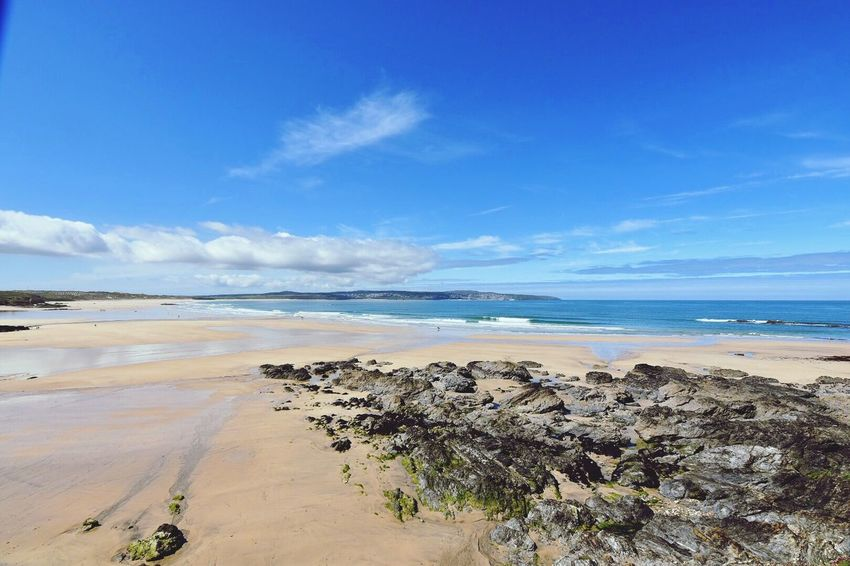 Beauty In Nature Beauty Lovecornwall Wide Angle Wideangle View Beach Beachphotography Beach