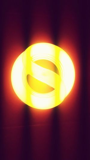 light Illuminated Electricity  Lighting Equipment No People Single Object Yellow Shiny Indoors  Technology Close-up Day Sun Check This Out Doing Nothing