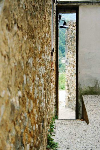 Village En Ardèche Pierre Passage