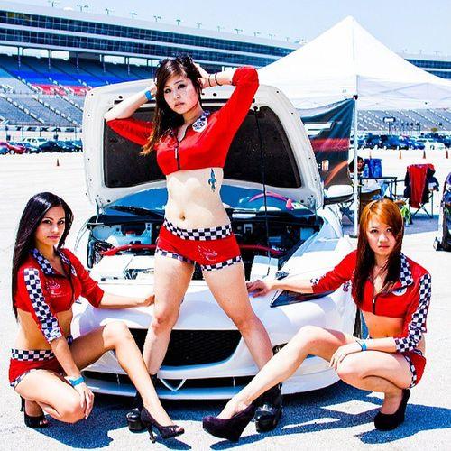 A Fitted Affair. Teamhidef Car CarShow Mazda ccmmodels cupcakemeet superfun