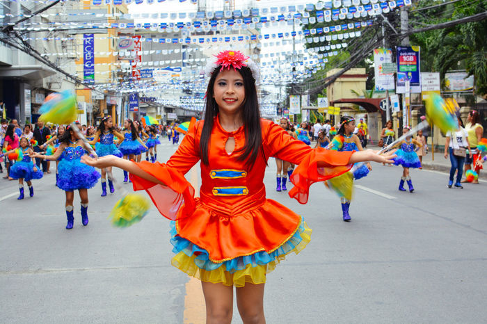 2016_0820 Awesome Beautiful Carnival Celebration Colors Colors Of Carnival EyeEm EyeEm Best Shots Eyeem CDO Eyeem Philippines Fiesta Girl LitratistaSaDaan Lovely Parade Portrait Portraits Women