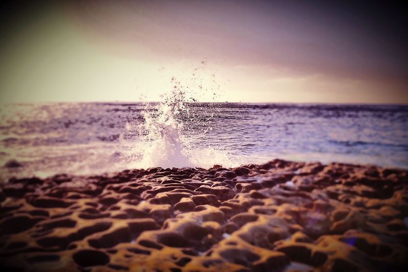 Seashore Waves Crashing Wave Pattern Waves And Rocks Waves, Ocean, Nature Pebblestones Beachphotography Beachside