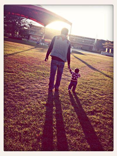 Papa & Ivy