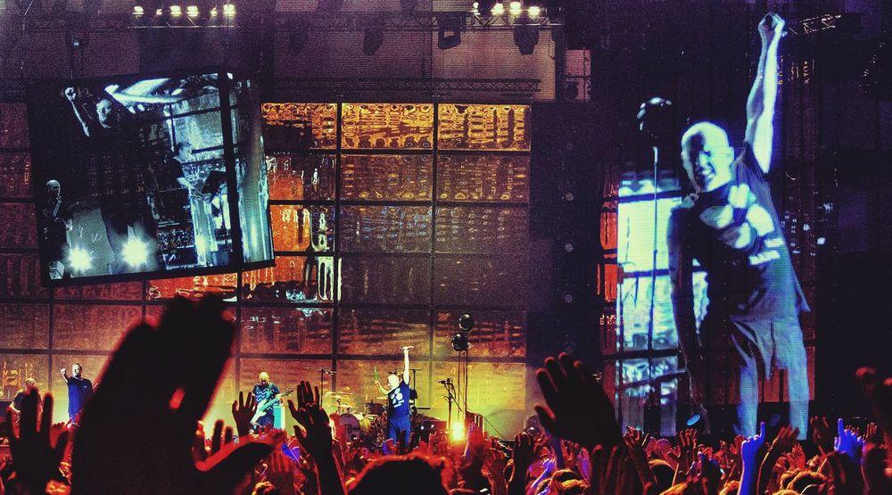 Had A Great Night  Die Fantastischen Vier Concert Photography Hanging Out With Friends die fantastischen vier | danke.