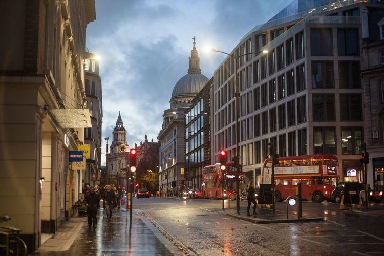 ~ London