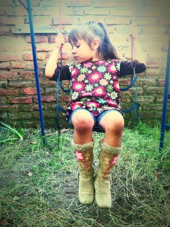 Enjoying Life Mi hermana ^_^