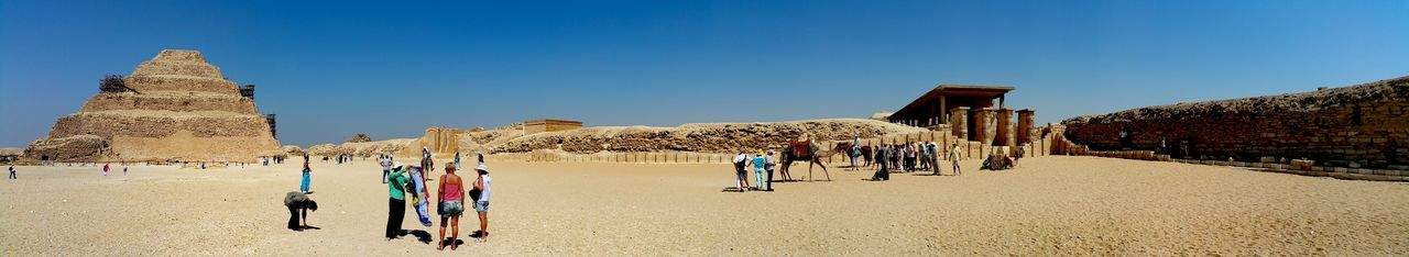 Pyramid Desert
