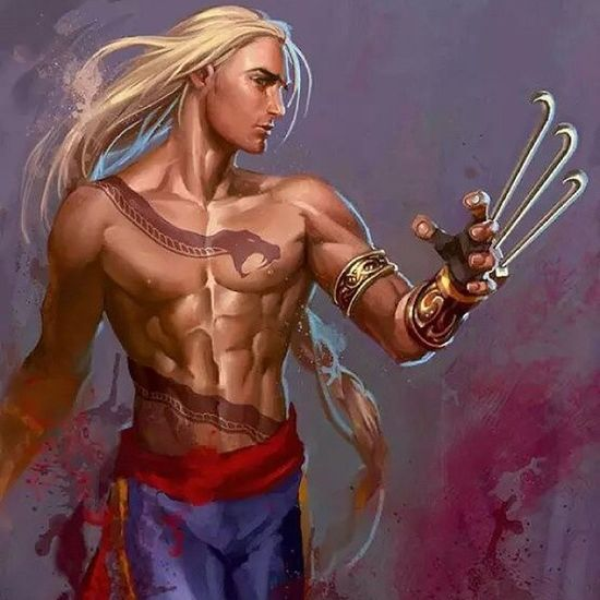 If Vega Was Real This Is How He Would Look Streetfighter Vega CAPCOM