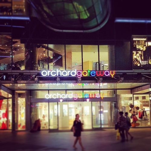 OrchardGateway Singapore ASIA Mall City Samsunggalaxys6edge Samsung Photography