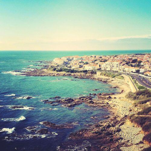 Monter en haut d'un phare ... fait ! Beautifulday ☀️ Blue Sky Phare De L'armandeche Lessablesdolonne