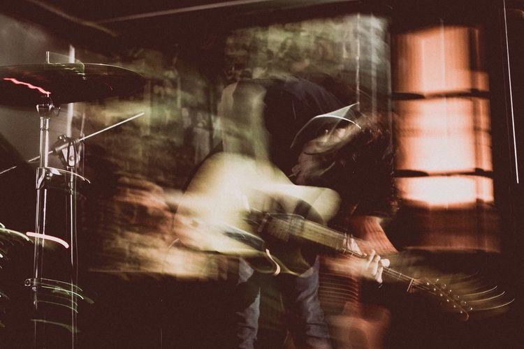 Rock Guitar Live Music