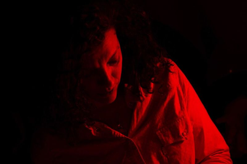 Red Color Portrait Portrait Of A Woman Women women around the world Women Of EyeEm Light Light And Shadow Night Nightphotography Eyemphotography Eyem Best Shots Eyem Gallery Eyem Nikon Nikonphotography Lifestyles Halloween Black Background Portrait Young Women Evil Women Red Spooky Make-up Horror