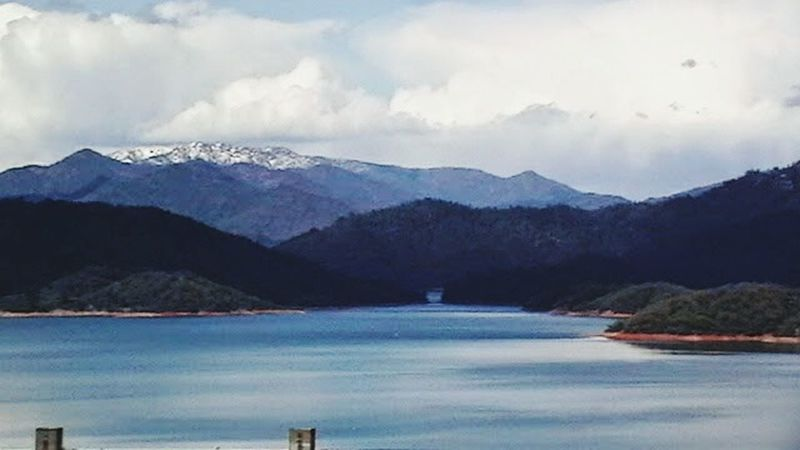 Shasta Dam Landscape