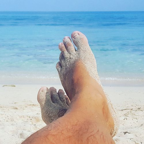 Water Sea Sand